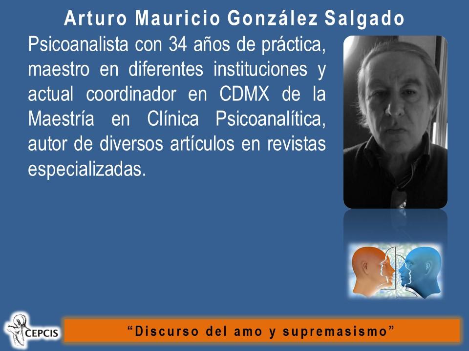 Arturo Mauricio González