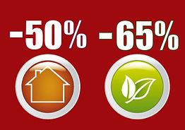 Detrazione fiscale del 50% e del 65%