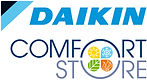 Logo daikin confort store