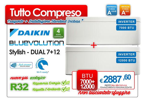 Serie FTXM Daikin