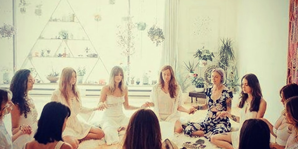 New Years Special Offer - Women's Circle Introduction