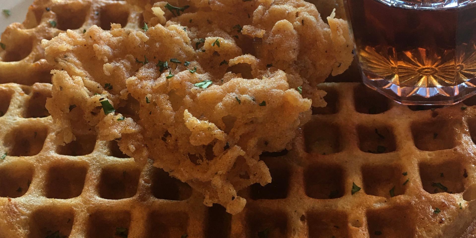 G/F Chicken & Waffles
