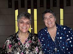 Ana Ferguson e Solange Bighetti