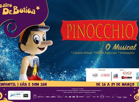 PINOCCHIO, O MUSICAL EM SÃO PAULO