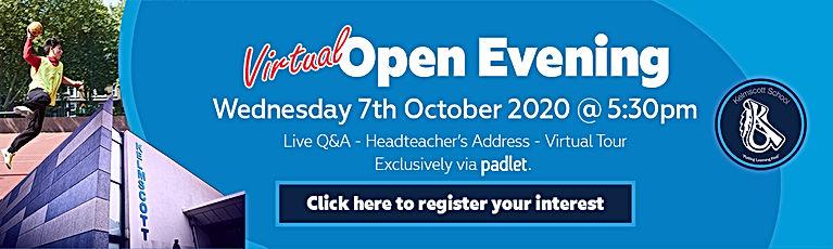 Open Evening More Info Banner.jpg