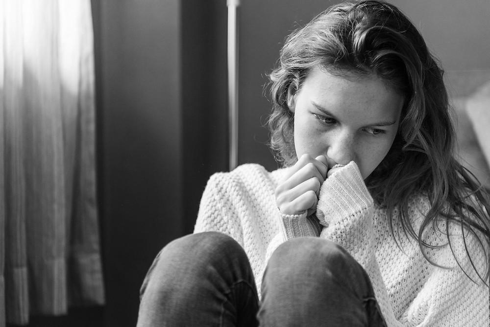 Anxious Girlfiend