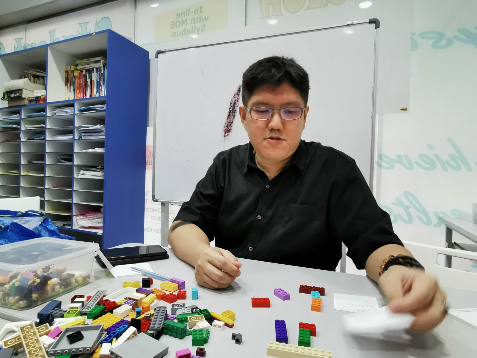 Individual LEGO Sessions