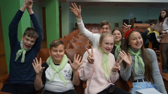 22 декабря 2020 Медиа-проект«Дети войны - труженики тыла в фильмах современных подростков»