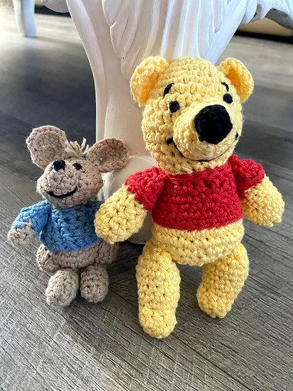 Silly Old Bear Crochet