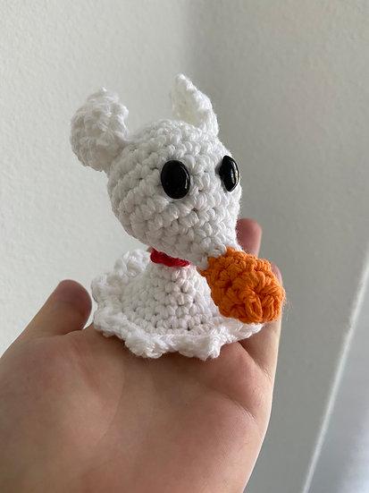 Nightmare Dog Crochet Plush