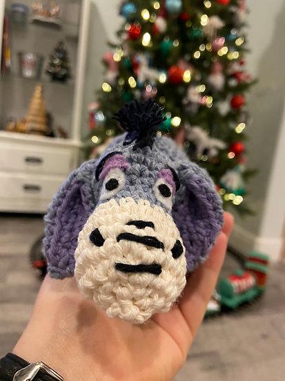Sad Donkey Crochet