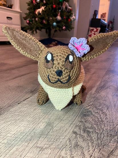 Eevee Crochet Plush