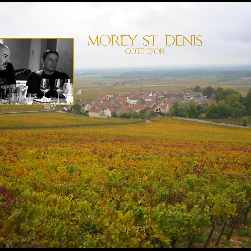 "BORGOGNA - Morey St. Denis   ""la nuova tappa"""