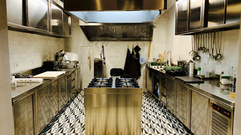LA DISPENSA - Esercizi di cucina (1)