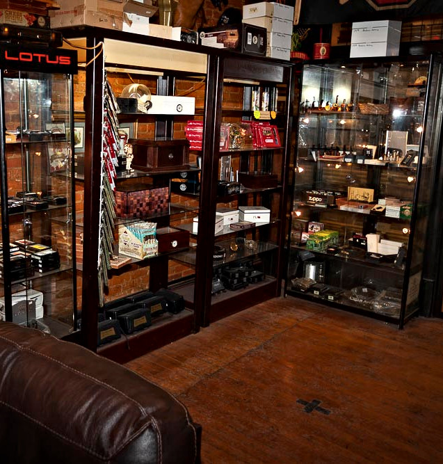 Get whatever you need at The Cigar Affair