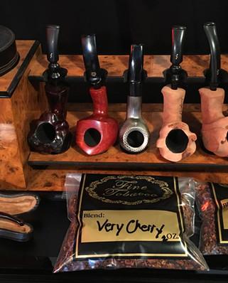 Pipes at The Cigar Affair