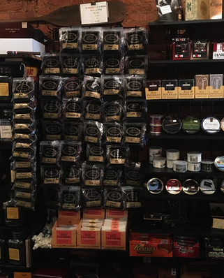 Tobacco and more at The Cigar Affair