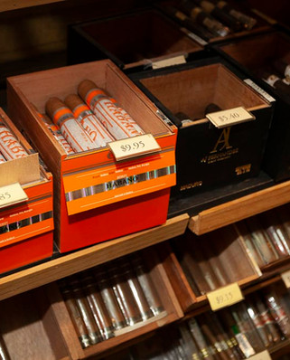 Best sticks, best prices at The Cigar Affair