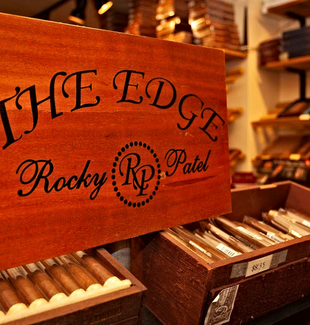 Rocky Patel at The Cigar Affair