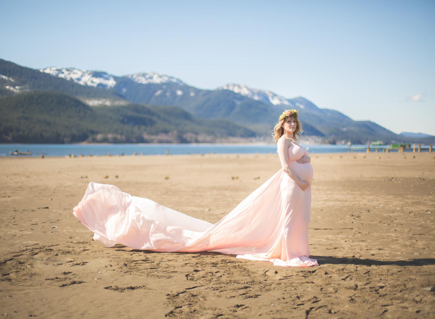 juneau alaska maternity photography