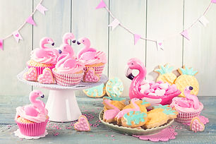 flamingo-ananas-cookies-B83D9ZG.JPG