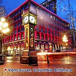 12 - ciudad Vancouver, Columbia Británic