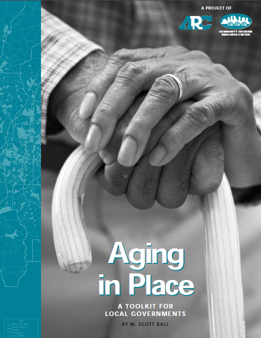 Designed to provide guidance for local governments that are planning and preparing for their aging populations, the toolkit emphasizes specific techniques for coordinating housing and healthcare supports to help seniors remain in their homes and communities as they age.