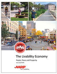 Shows how livability initiatives contribute to improved economic performance and a more vibrant, desirable and competitive environment for housing and commercial investment.