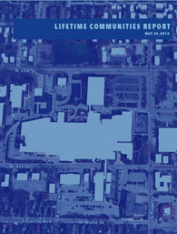 This report describes a Co-Designed approach to creating a Lifetime Community District in the block that will be vacated by IU Health Bloomington Hospital in 2020. The Co-Design workshop on site developed dementia-friendly plan.