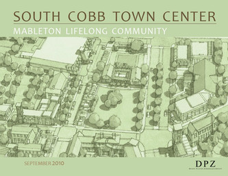 This report summarizes findings and presents designs developed during the eight-day Charrette hosted by the Cobb County Development Agency. The charrette brought together local residents, Cobb County offi cials, and national experts to look at the historic Mableton community's future as a walkable town center for people of all ages.