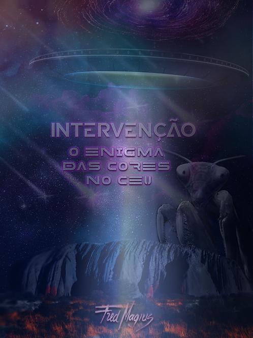 Intervenção - O enigma das Cores no Céu