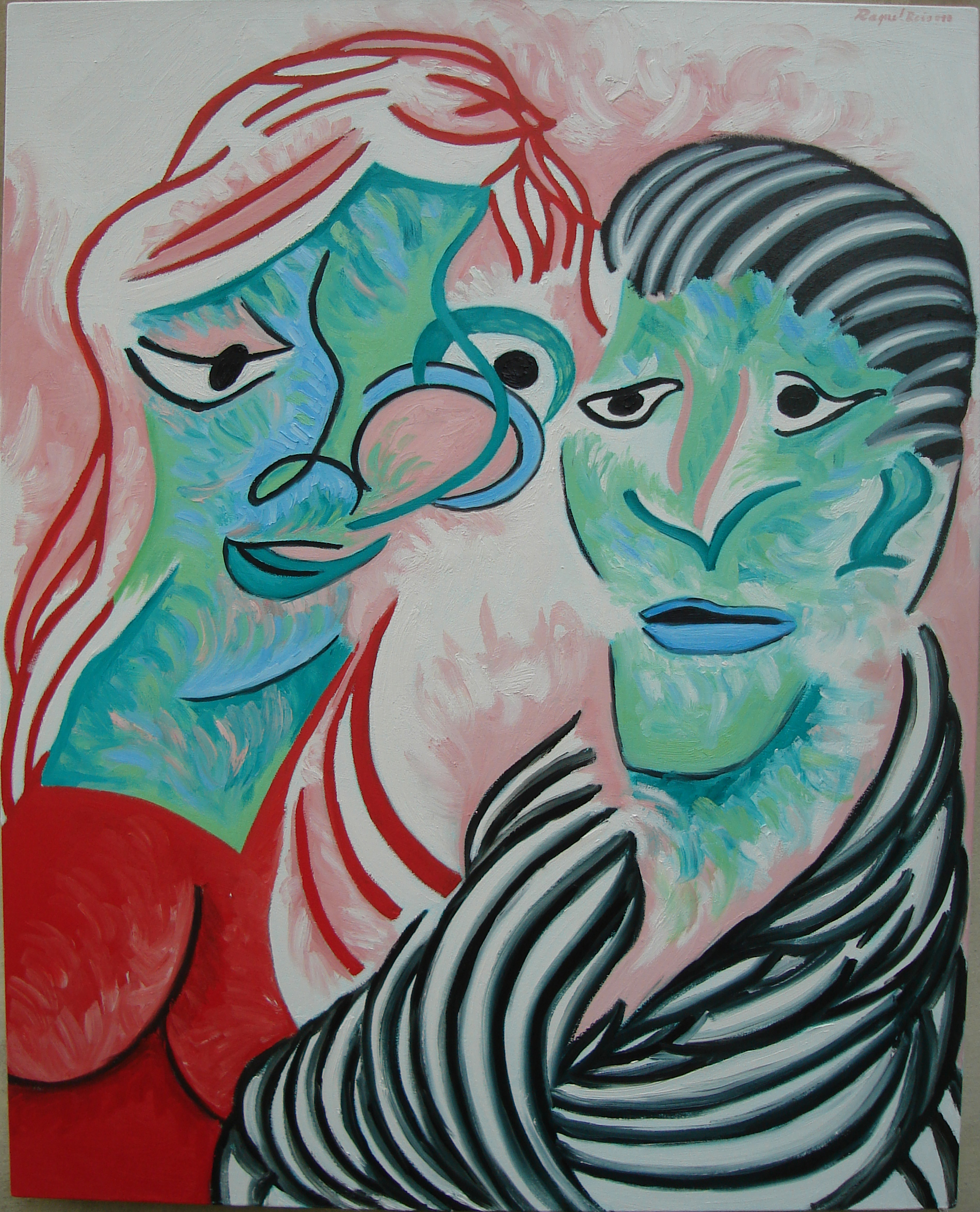 Mulher e homem / Woman and man