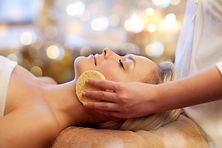 people, beauty, spa, healthy lifestyle a