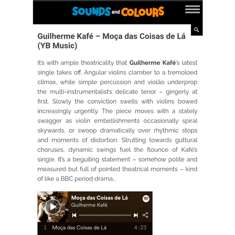 2020 - Sound and Colous