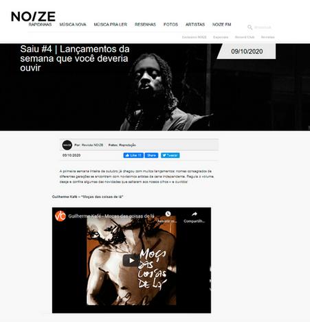 2020 - Revista NOIZE