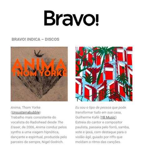 2019 - BRAVO! Newsletter