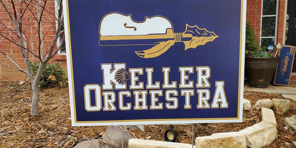 Orchestra Yard Signs