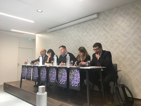 Dov Jacobs Judges Final of the Jessup French National Rounds