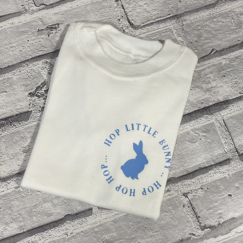 Hop Little Bunny T-Shirt -1-2y