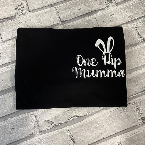 One Hip Mumma T-shirt -S