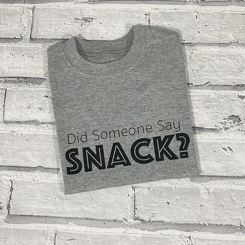 Did Someone Say Snack  Sweater