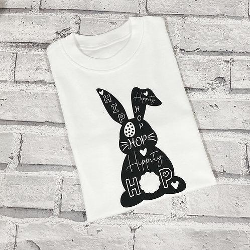 Hip Hop T-Shirt - 2-3y