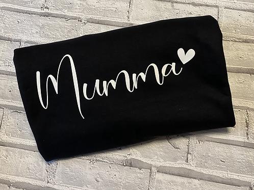 Mumma <3 Sweater