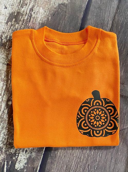 Pumpkin Mandala
