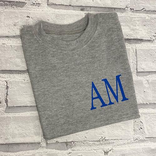 Initials  Sweater