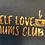 Thumbnail: Self Love Mums Club T-Shirt -L