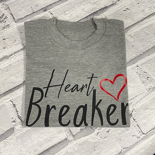 Heart Breaker T-Shirt -3-4y