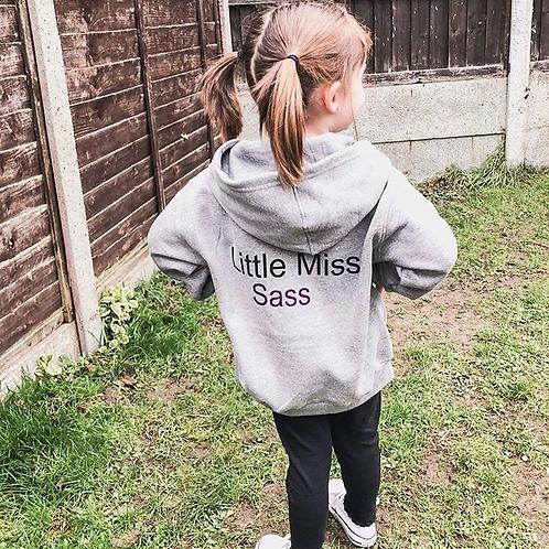 Little Miss Sass