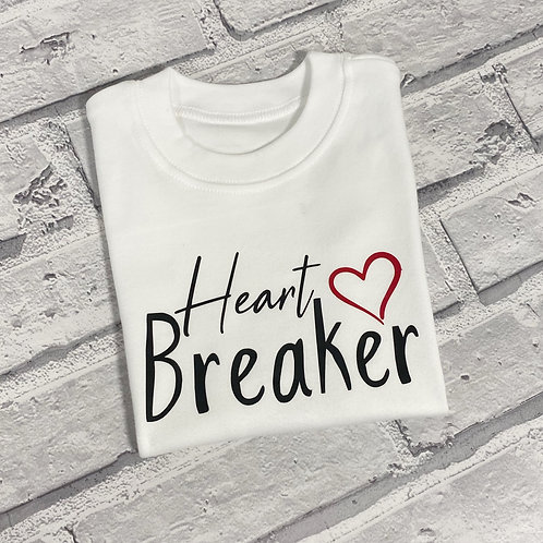 Heart Breaker T-Shirt -6-12m