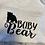 Thumbnail: Baby Bear Vest - 0-3m